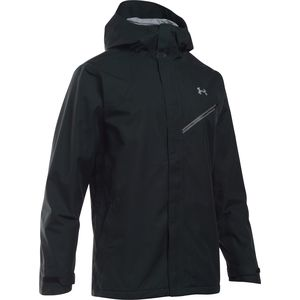 Under Armour Coldgear Infrared Powerline Hooded Shell Jacket - Men's