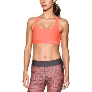 Under Armour Crossback Mid Sports Bra - Women's