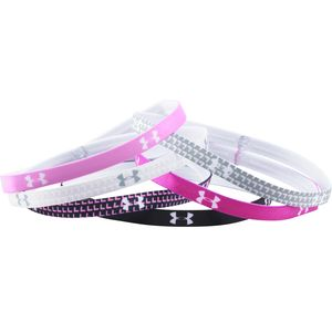 Under Armour Mini Graphic Headband - 6-Pack - Women's