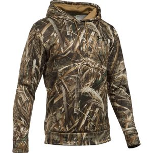 Under Armour Franchise Camo Pullover Hoodie - Men's