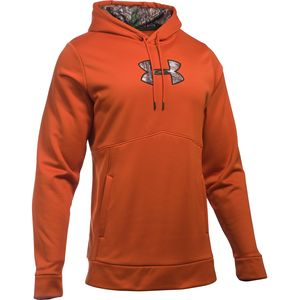 Under Armour Franchise Caliber Pullover Hoodie - Men's
