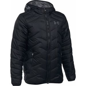 Under Armour Coldgear Reactor Hooded Insulated Jacket - Boys'