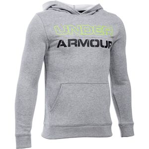 Under Armour Sportsyle Graphic Pullover Hoodie - Boys'
