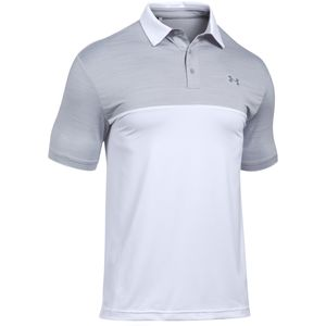 Under Armour Playoff Blocked Polo Shirt - Men's
