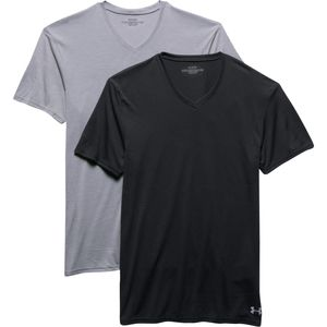 Under Armour Core V-Neck T-Shirt - Men's - 2-Pack