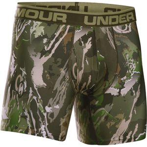 Under Armour Camo 6in Boxerjock 2.0 - Men's
