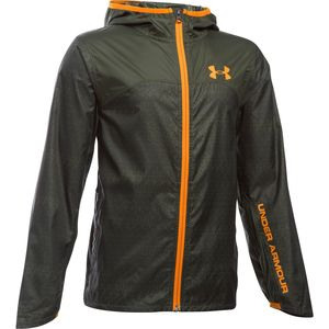 Under Armour Leeward Windbreaker Jacket - Boys'