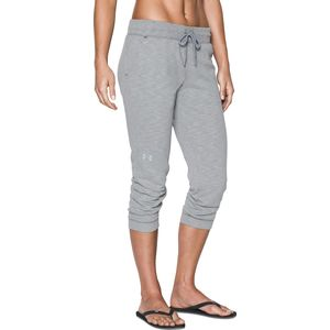 Under Armour Ocean Shoreline Terry Capri Pant - Women's