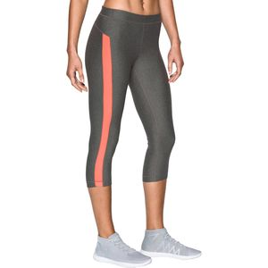 Under Armour UA Heatgear Armour Coolswitch Capri - Women's