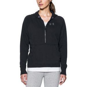 Under Armour Favorite 1/2-Zip Hooded Fleece Pullover - Women's