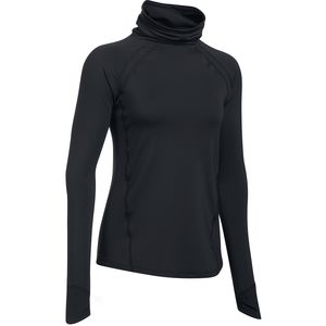 Under Armour CG Reactor Funnel Neck Running Shirt - Women's