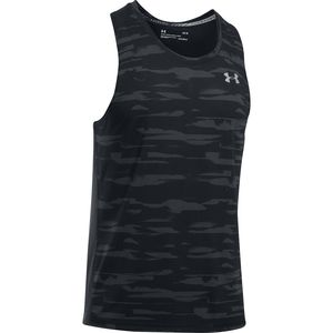 Under Armour Threadborne Run Mesh Singlet - Men's