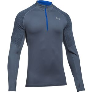 Under Armour Threadborne Run 1/4-Zip Long-Sleeve Shirt - Men's