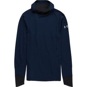 Under Armour CG Reactor Run Balaclava Pullover Hoodie - Men's