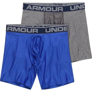 Under Armour Original Series 6in Print Boxerjock - 2-Pack - Men's
