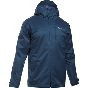 Under Armour Coldgear Infrared Porter Hooded 3-in-1 Jacket - Men's
