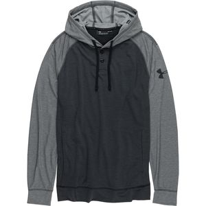 Under Armour Threadborne Knit Popover Hoodie - Men's