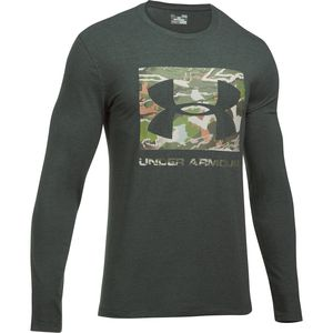 Under Armour Camo Knockout Long-Sleeve T-Shirt - Men's