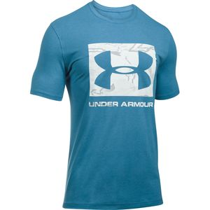 Under Armour Camo Knockout Short-Sleeve Logo T-Shirt - Men's