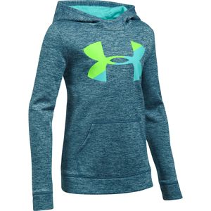 Under Armour Novelty AF Big Logo Hoody - Girls'