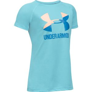 Under Armour UA Big Logo Short-Sleeve T-Shirt - Girls'