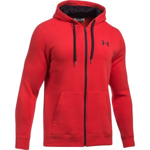 Under Armour Rival Cotton Full-Zip Hoodie - Men's