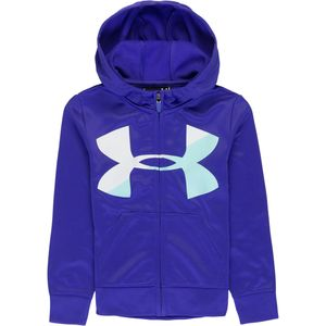 Under Armour Big Logo Hoodie - Girls'