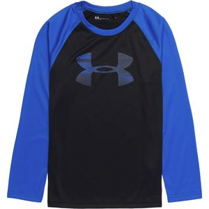 Under Armour Speedlines Big Logo Raglan - Little Boys'