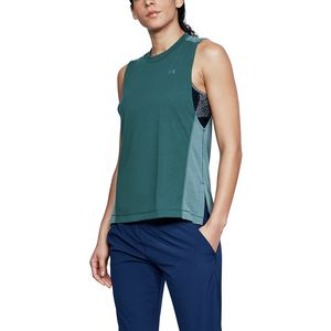 Under Armour Threadborne Muscle Tank Top - Women's