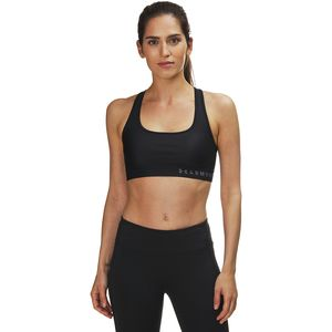 Under Armour Armour Mid Crossback Sports Bra - Women's