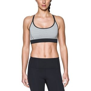 Under Armour Armour Threadborne Low Pop Sports Bra - Women's