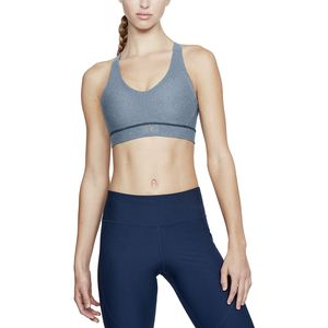 Under Armour Balance Mid Heather Sports Bra - Women's