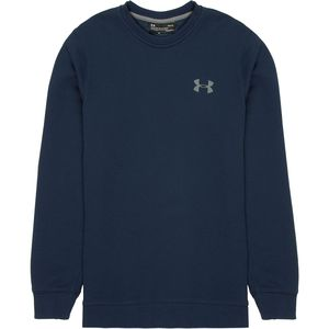 Under Armour Rival Solid Fitted Crew Sweatshirt - Men's
