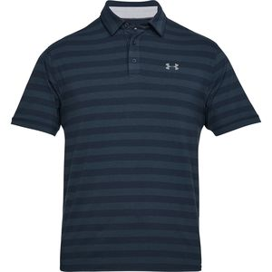 Under Armour CC Scramble Stripe Polo Shirt - Men's