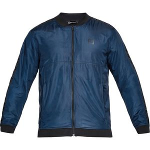 Under Armour Sportstyle Wind Bomber Jacket - Men's