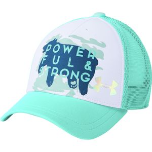Under Armour Graphic Trucker Cap - Girls'