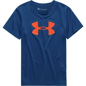 Under Armour Big Logo Short-Sleeve Top - Toddler Boys'