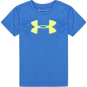 Under Armour Big Logo Short-Sleeve Top - Little Boys'
