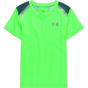 Under Armour Sync Up Better Knit Short-Sleeve Top - Little Boys'