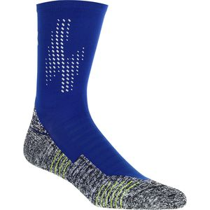 Under Armour Charged Cushion Reflective Crew Sock - Men's