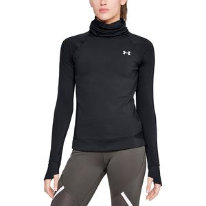 Under Armour ColdGear Reactor Run Funnel Top - Women's