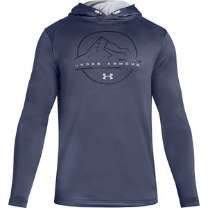 Under Armour Tech Terry MTN Graphic Hoodie - Men's