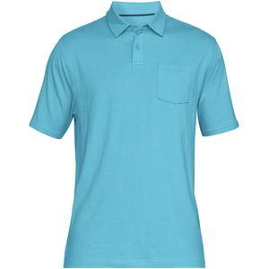 Under Armour Charged Cotton Scramble Polo Shirt - Men's