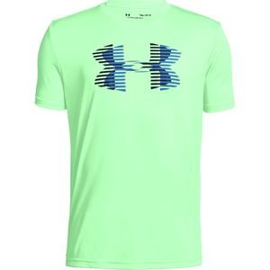 Under Armour Tech Big Logo Solid T-Shirt - Boys'