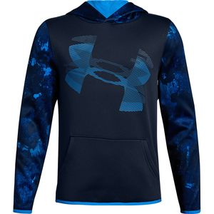 Under Armour AF Highlight Sleeve Hoodie - Boys'