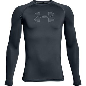 Under Armour HeatGear Armour Long-Sleeve Shirt - Boys'