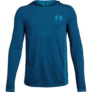 Under Armour Seamless Hoodie - Boys'