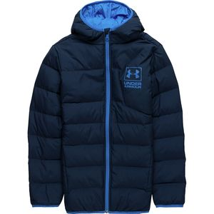 Under Armour Swarmdown Hooded Jacket - Boys'