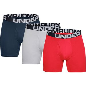 Charged Cotton 6in Underwear - 3-Pack - Men's
