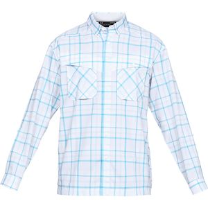 Under Armour Tide Chaser Plaid Long-Sleeve Shirt - Men's
